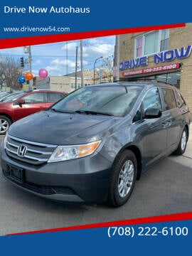 2011 Honda Odyssey for sale at Drive Now Autohaus in Cicero IL
