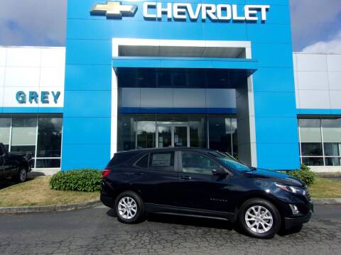 2021 Chevrolet Equinox for sale at Grey Chevrolet, Inc. in Port Orchard WA