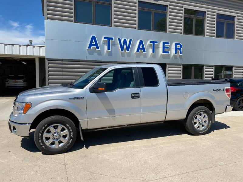 2013 Ford F-150 for sale at Atwater Ford Inc in Atwater MN