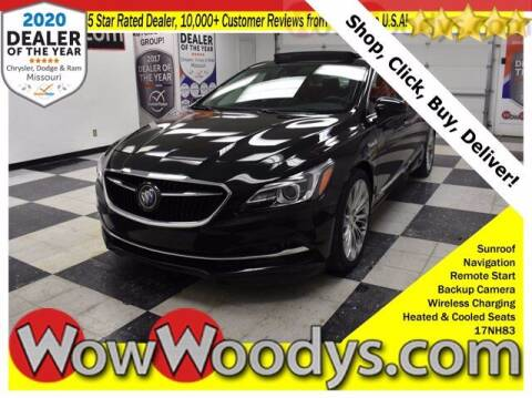 2017 Buick LaCrosse for sale at WOODY'S AUTOMOTIVE GROUP in Chillicothe MO