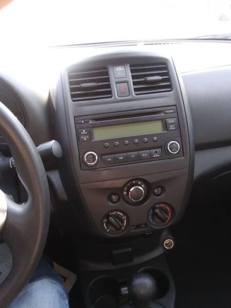 2017 Nissan Versa 1.6 S 4dr Sedan 4A - Pleasant View TN