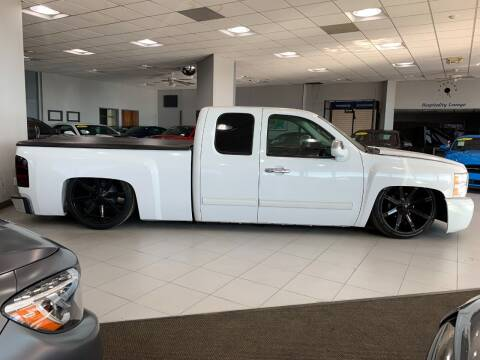 2010 Chevrolet Silverado 1500 for sale at Auto Mall of Springfield north in Springfield IL