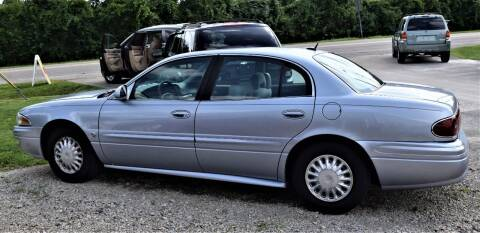 2005 Buick LeSabre for sale at PINNACLE ROAD AUTOMOTIVE LLC in Moraine OH