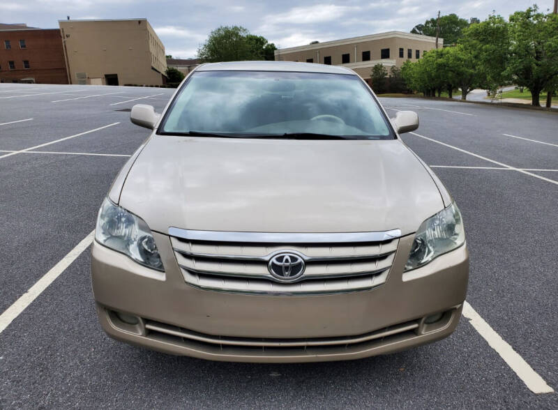 2005 Toyota Avalon for sale at BWC Automotive in Kennesaw GA