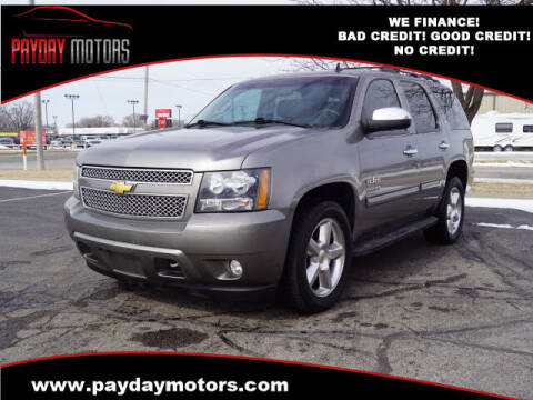 2012 Chevrolet Tahoe for sale at Payday Motors in Wichita And Topeka KS