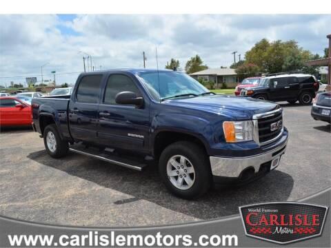 2011 GMC Sierra 1500 for sale at Carlisle Motors in Lubbock TX