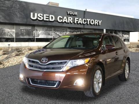 2013 Toyota Venza for sale at JOELSCARZ.COM in Flushing MI