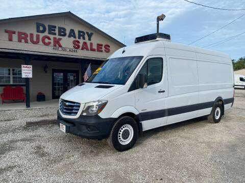 2015 Freightliner Sprinter Cargo for sale at DEBARY TRUCK SALES in Sanford FL