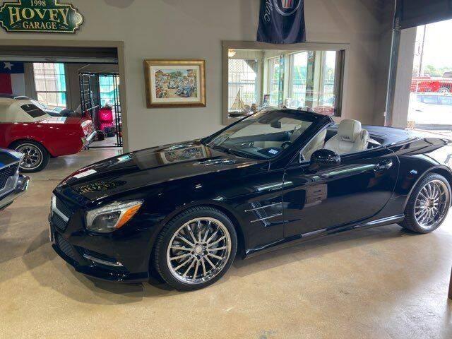 2014 Mercedes-Benz SL-Class for sale in San Antonio, TX