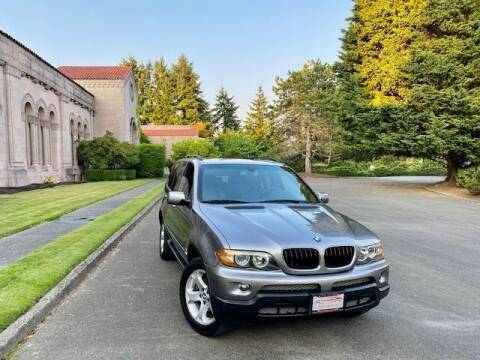 2005 BMW X5 for sale at EZ Deals Auto in Seattle WA