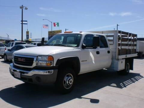 2006 GMC Sierra 3500 for sale at Williams Auto Mart Inc in Pacoima CA