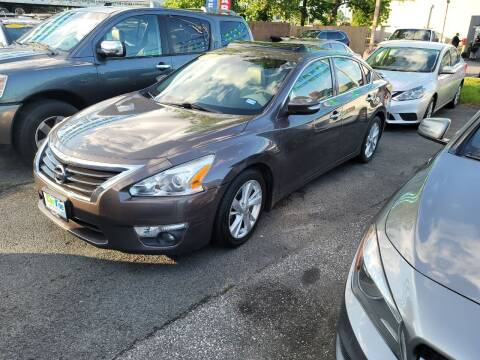 2015 Nissan Altima for sale at Car One in Essex MD