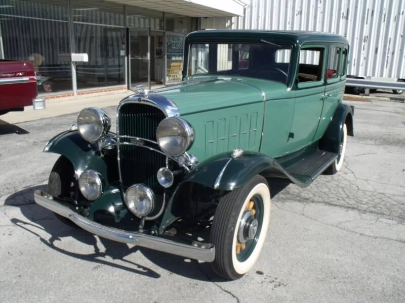 1932 Oldsmobile F32 for sale at Dendinger Bros Auto Sales & Service in Bellevue OH
