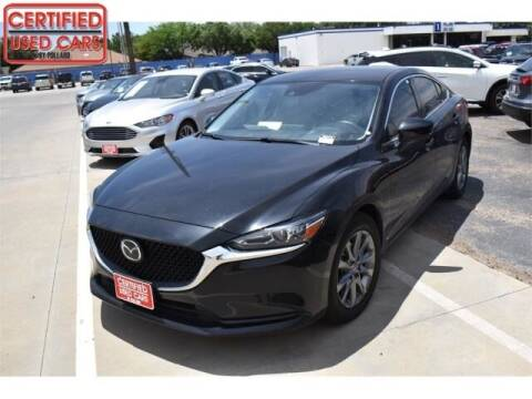 2020 Mazda MAZDA6 for sale at South Plains Autoplex by RANDY BUCHANAN in Lubbock TX