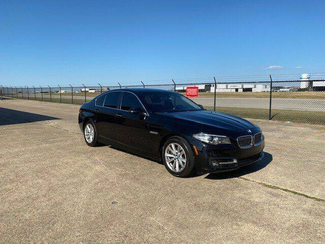 2016 BMW 5 Series for sale at Car Maverick in Addison TX