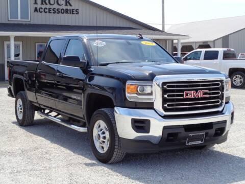 2019 GMC Sierra 2500HD for sale at Burkholder Truck Sales LLC (Edina) in Edina MO