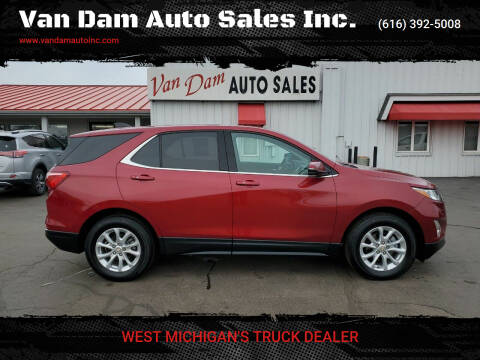 2019 Chevrolet Equinox for sale at Van Dam Auto Sales Inc. in Holland MI