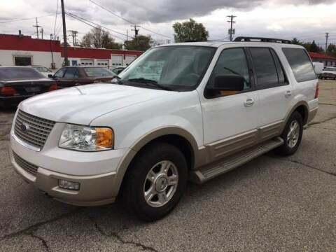 2005 Ford Expedition for sale at Bob Fox Auto Sales in Port Huron MI
