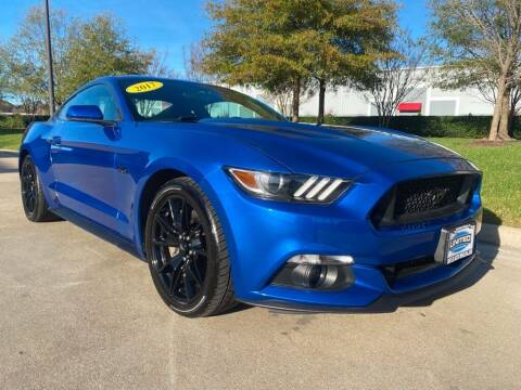 2017 Ford Mustang for sale at UNITED AUTO WHOLESALERS LLC in Portsmouth VA