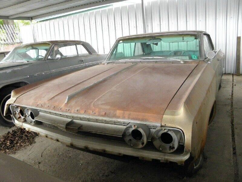 1964 Oldsmobile Starfire for sale at SARCO ENTERPRISE inc in Houston TX