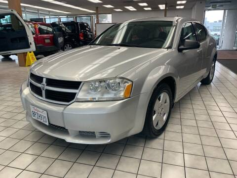 2010 Dodge Avenger for sale at PRICE TIME AUTO SALES in Sacramento CA