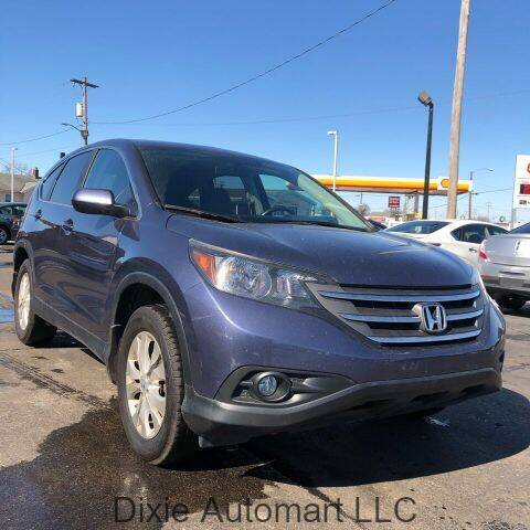 2012 Honda CR-V for sale at Dixie Automart LLC in Hamilton OH