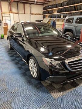 2017 Mercedes-Benz E-Class for sale at Grand Rapids Motorcar in Grand Rapids MI