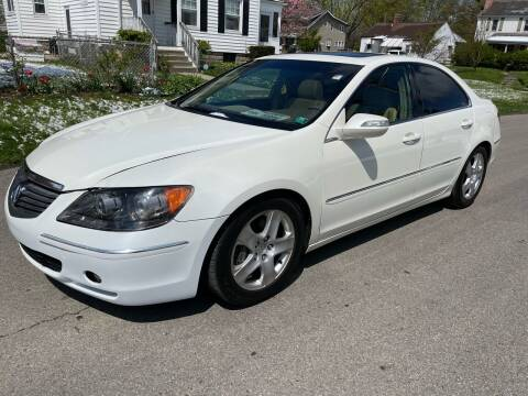 2007 Acura RL for sale at Via Roma Auto Sales in Columbus OH