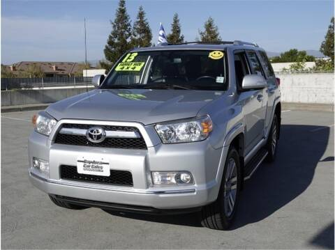 2013 Toyota 4Runner for sale at BAY AREA CAR SALES in San Jose CA