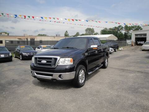 2007 Ford F-150 for sale at A&S 1 Imports LLC in Cincinnati OH