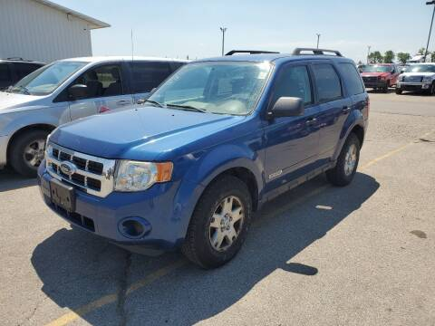 2008 Ford Escape for sale at JDL Automotive and Detailing in Plymouth WI