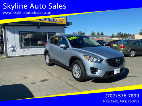 2016 Mazda CX-5 for sale at Skyline Auto Sales in Santa Rosa CA