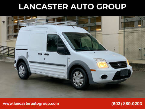 2012 Ford Transit Connect for sale at LANCASTER AUTO GROUP in Portland OR
