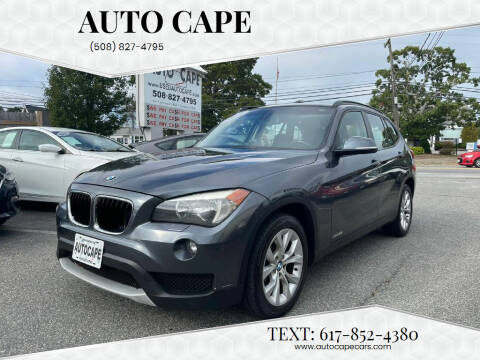 2014 BMW X1 for sale at Auto Cape in Hyannis MA
