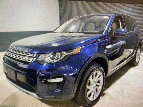 2017 Land Rover Discovery Sport for sale at JOE BULLARD USED CARS in Mobile AL