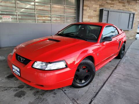2000 Ford Mustang for sale at Car Planet Inc. in Milwaukee WI
