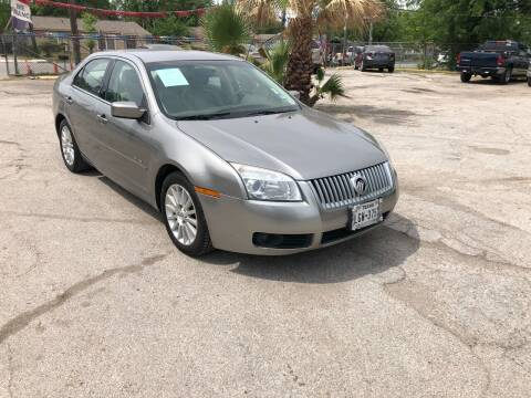 2008 Mercury Milan for sale at Approved Auto Sales in San Antonio TX