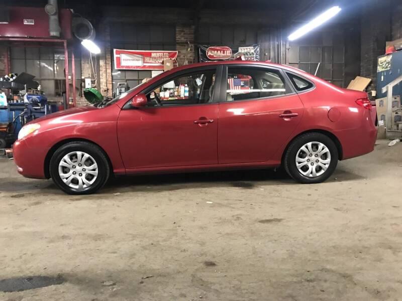 2010 Hyundai Elantra for sale at Dan's Auto Sales and Repair LLC in East Hartford CT