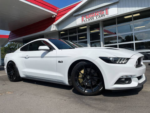 2016 Ford Mustang for sale at Furrst Class Cars LLC  - Independence Blvd. in Charlotte NC