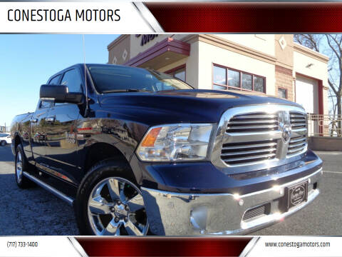 2016 RAM Ram Pickup 1500 for sale at CONESTOGA MOTORS in Ephrata PA