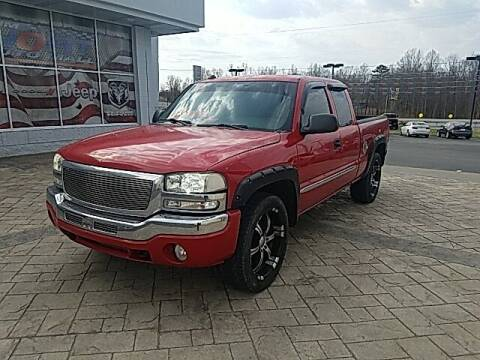 2004 GMC Sierra 1500 for sale at Tim Short Auto Mall in Corbin KY