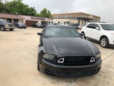 2014 Ford Mustang for sale at Texas Auto Broker in Killeen TX
