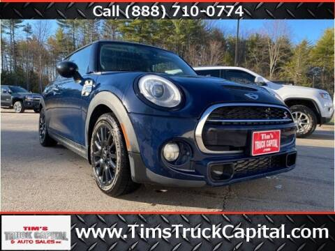 2015 MINI Hardtop 2 Door for sale at TTC AUTO OUTLET/TIM'S TRUCK CAPITAL & AUTO SALES INC ANNEX in Epsom NH