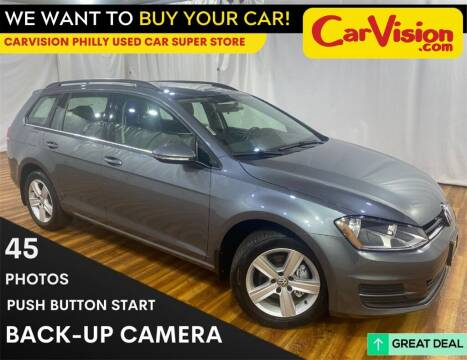 2015 Volkswagen Golf SportWagen for sale at Car Vision Mitsubishi Norristown - Car Vision Philly Used Car SuperStore in Philadelphia PA