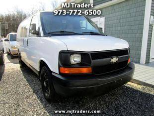 2005 Chevrolet Express Cargo for sale at M J Traders Ltd. in Garfield NJ