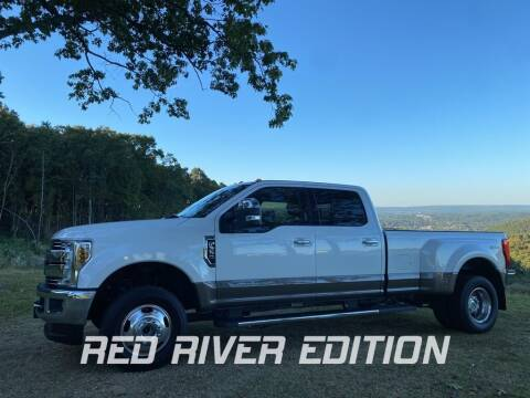 2019 Ford F-350 Super Duty for sale at RED RIVER DODGE - Red River of Malvern in Malvern AR