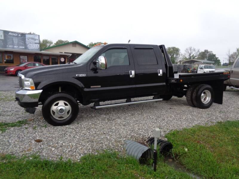 2004 Ford F-350 Super Duty for sale at Rod's Auto Farm & Ranch in Houston MO