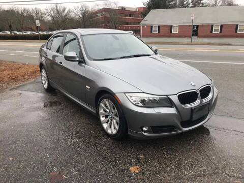 2011 BMW 3 Series for sale at Lux Car Sales in South Easton MA
