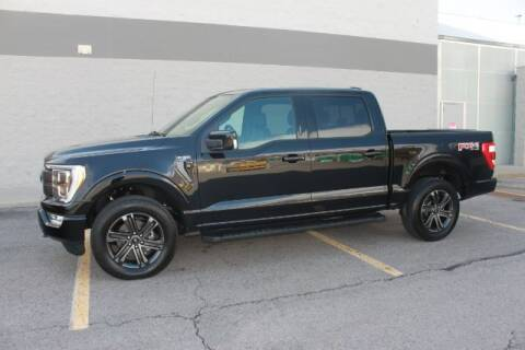 2021 Ford F-150 for sale at REVOLUTIONARY AUTO in Lindon UT
