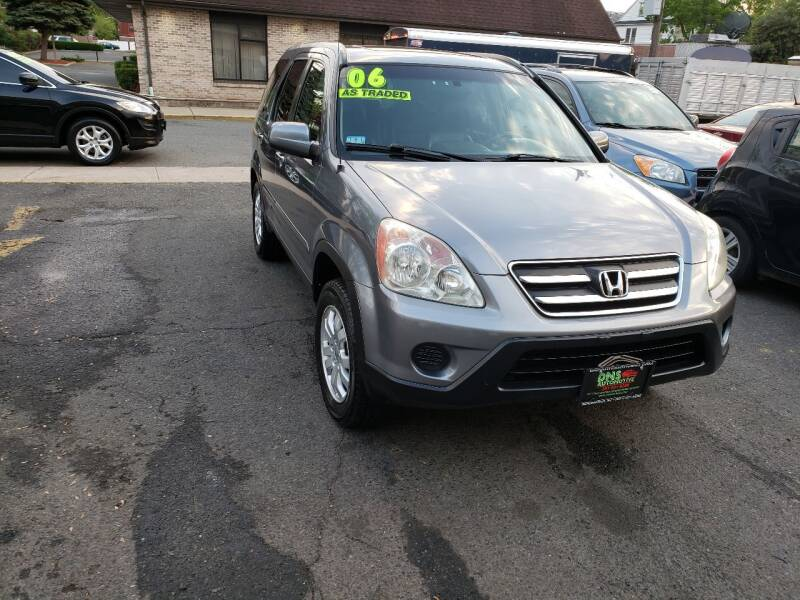 2006 Honda CR-V for sale at DNS Automotive Inc. in Bergenfield NJ